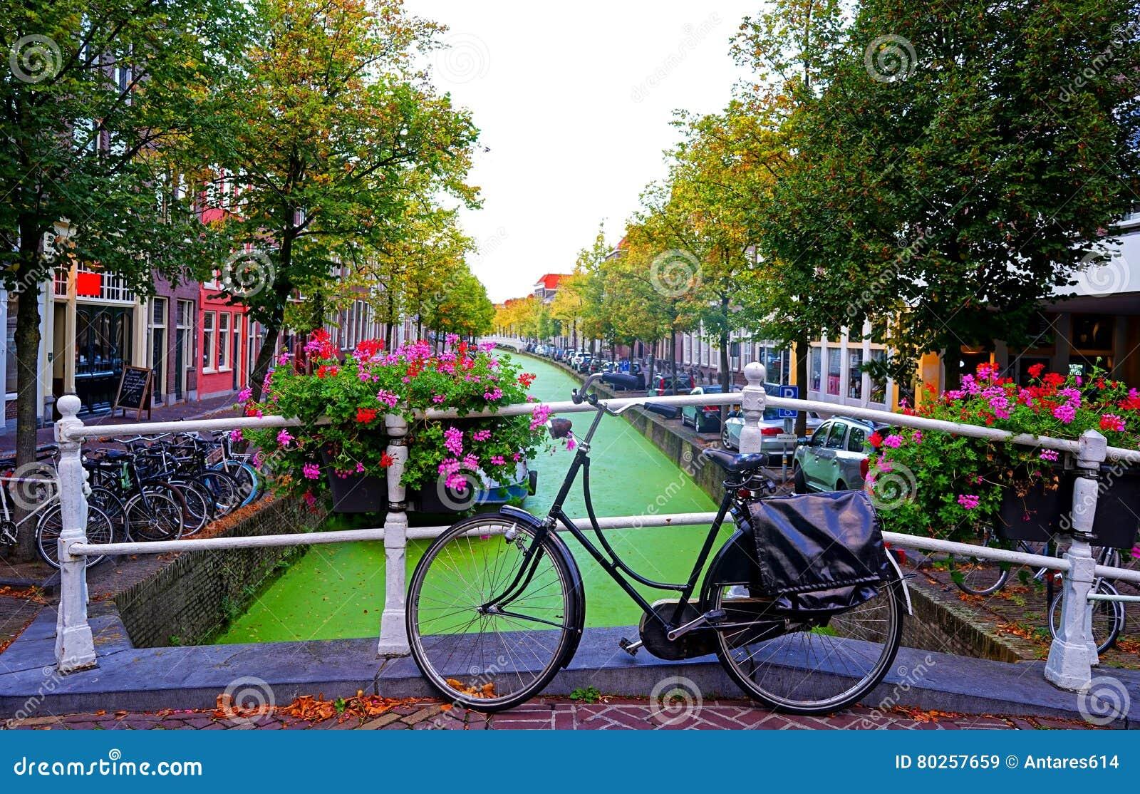 Delft-Kanal