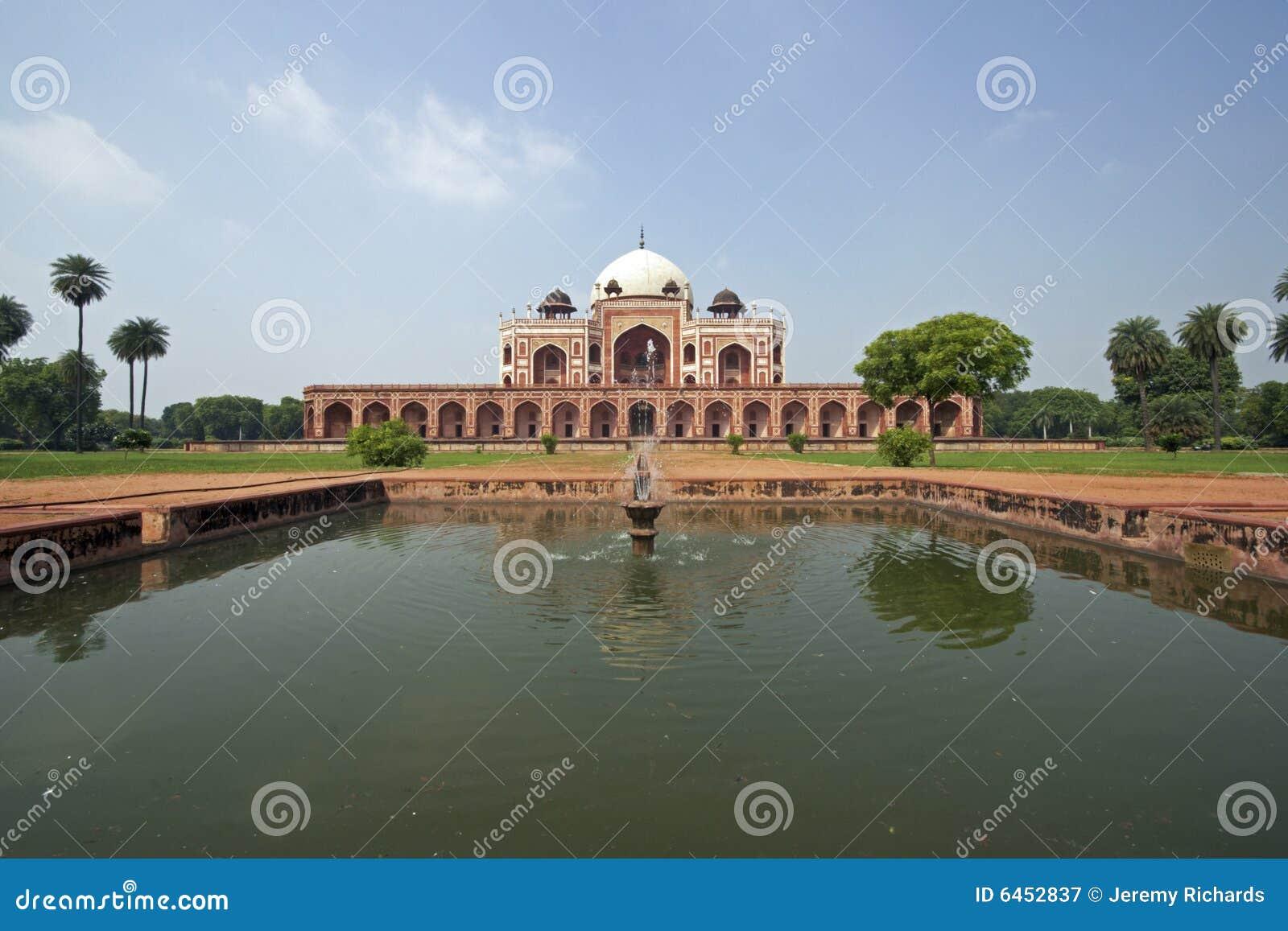 Delhi islamskiego grobowca