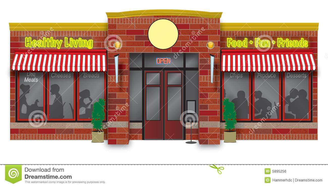 storefront business plan