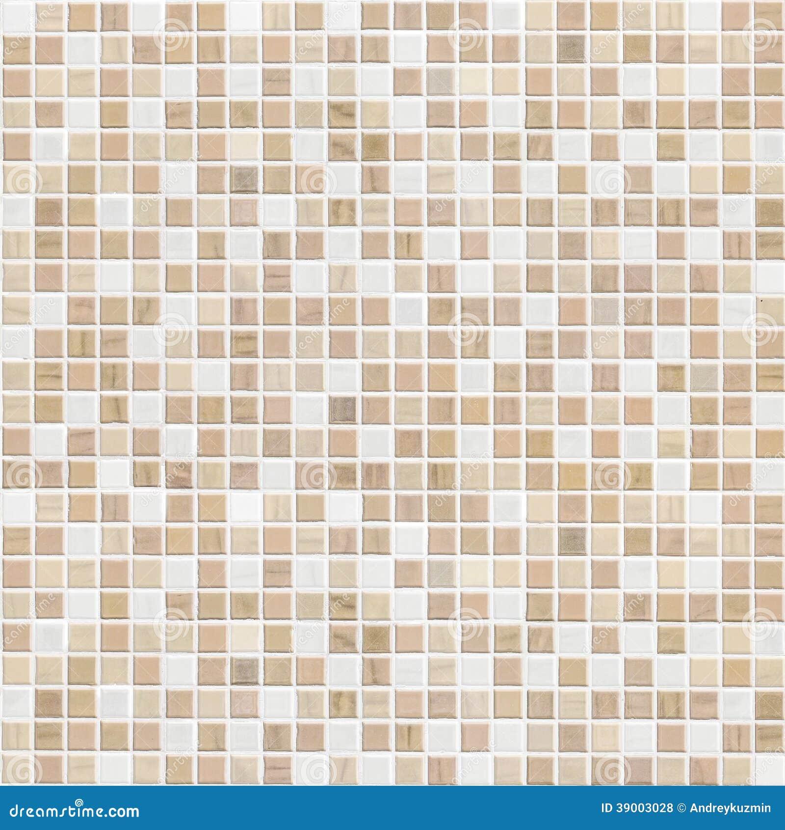 Mosaic Tile Wall