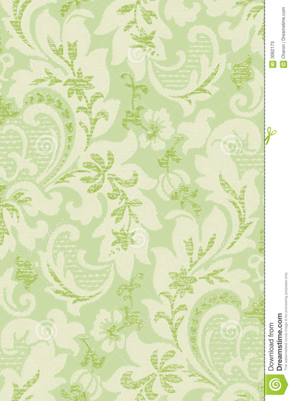 Delicate Pale Floral Pattern Stock Photos Image 3062173