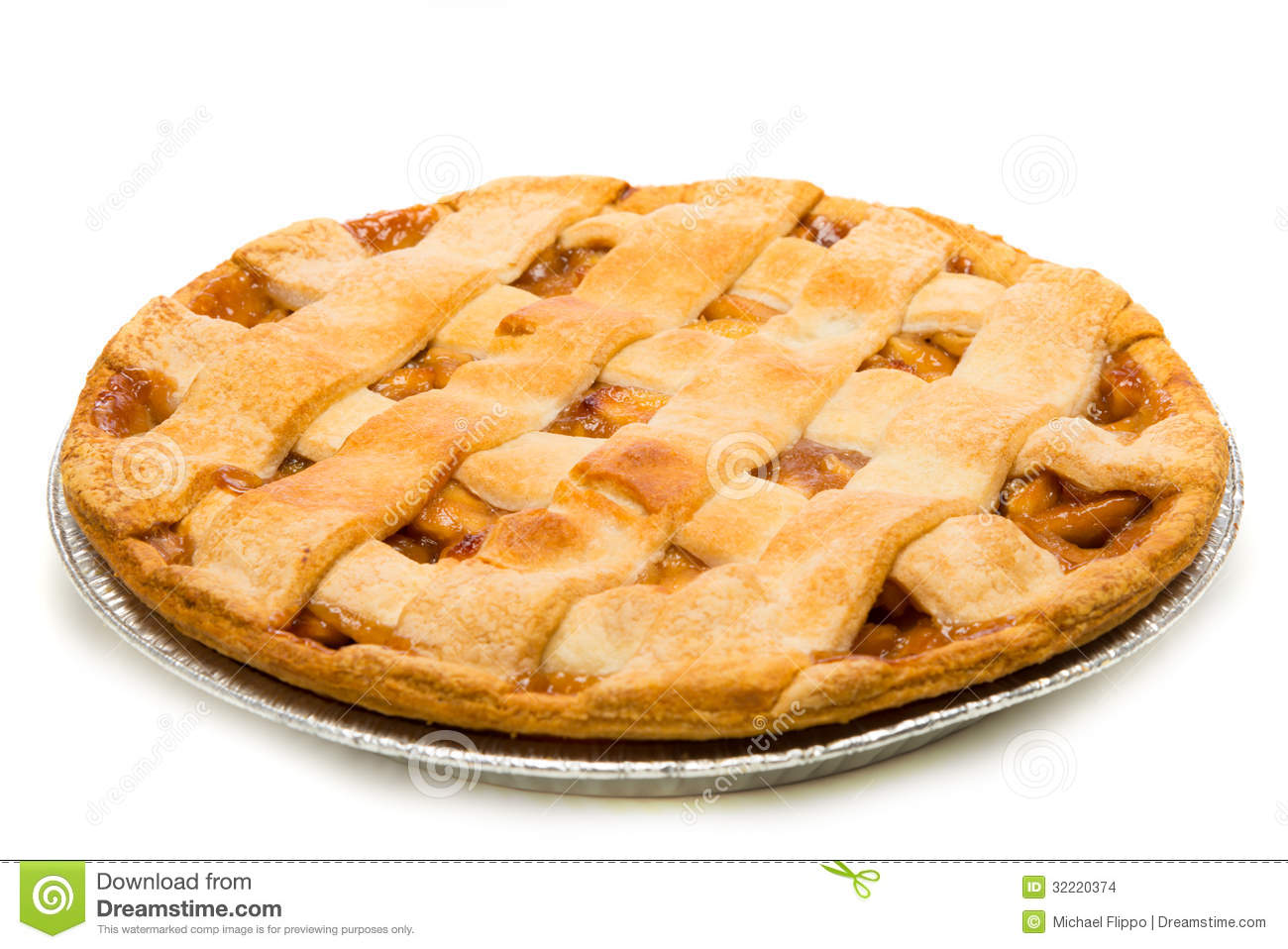 Apple Pie Slice White Background | www.imgkid.com - The ...
