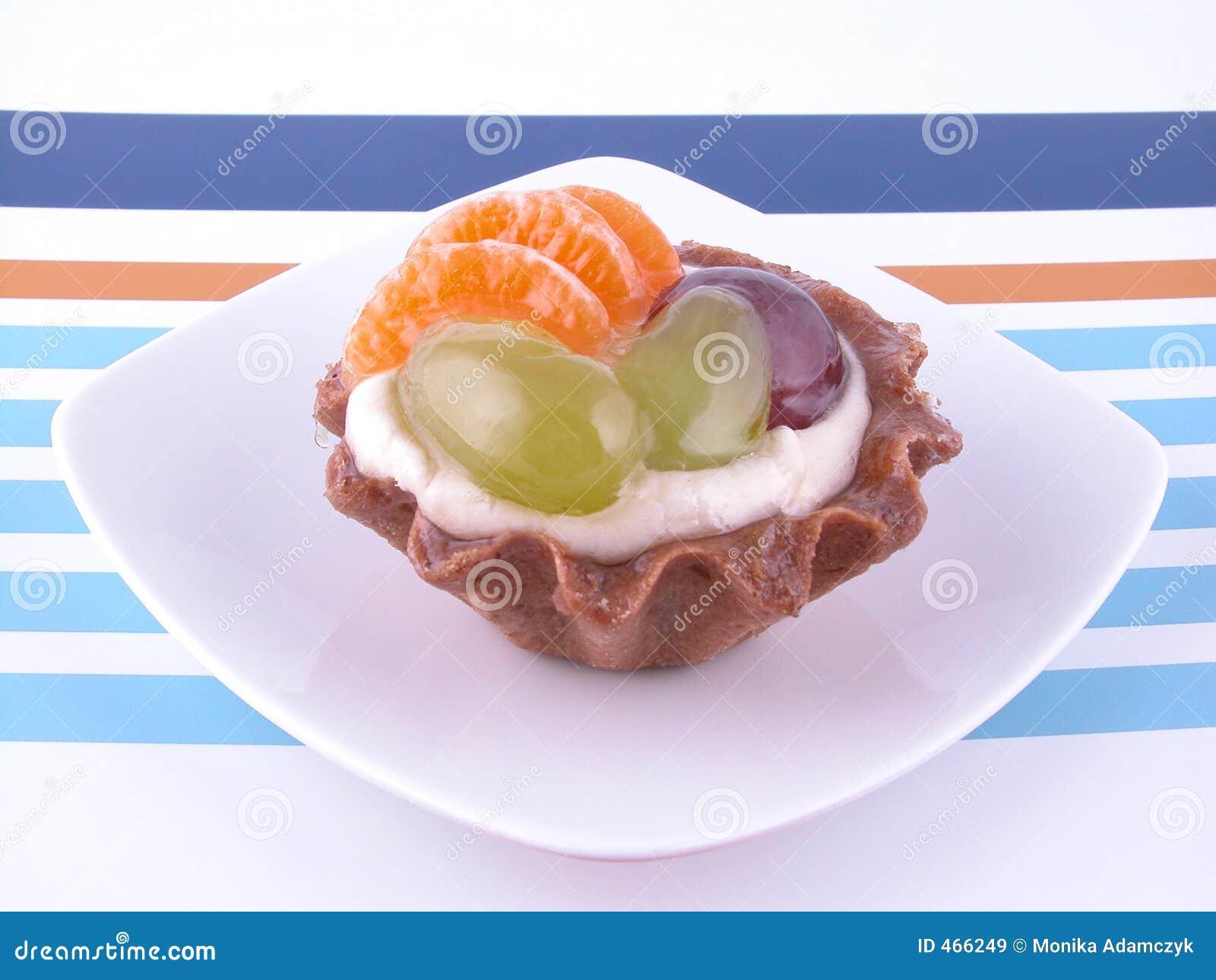 Download Delicious cake stock image. Image of cake, tangerines, tangerine - 466249