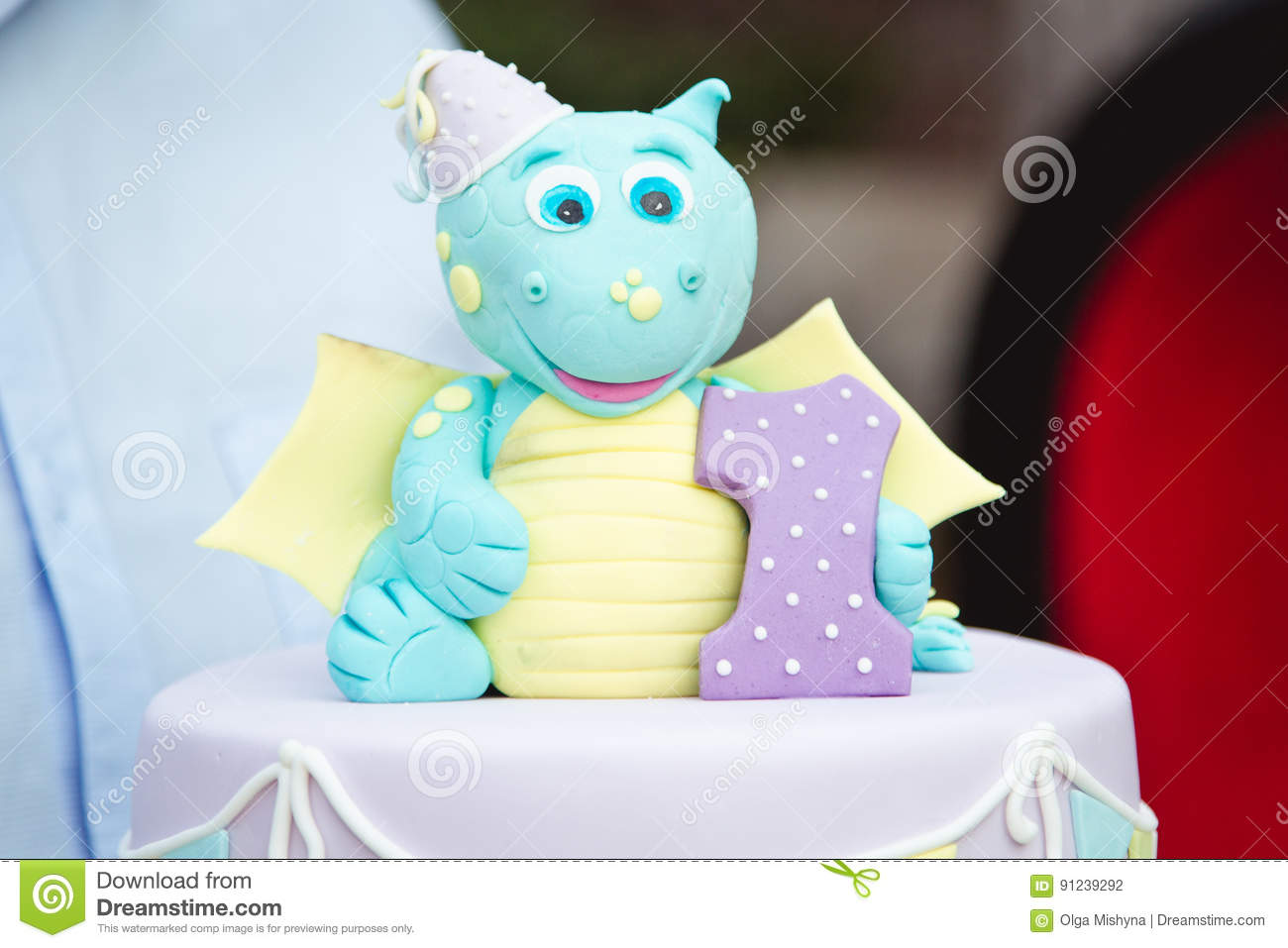 Hippo Birthday Cake Stock Photos Download 7 Images