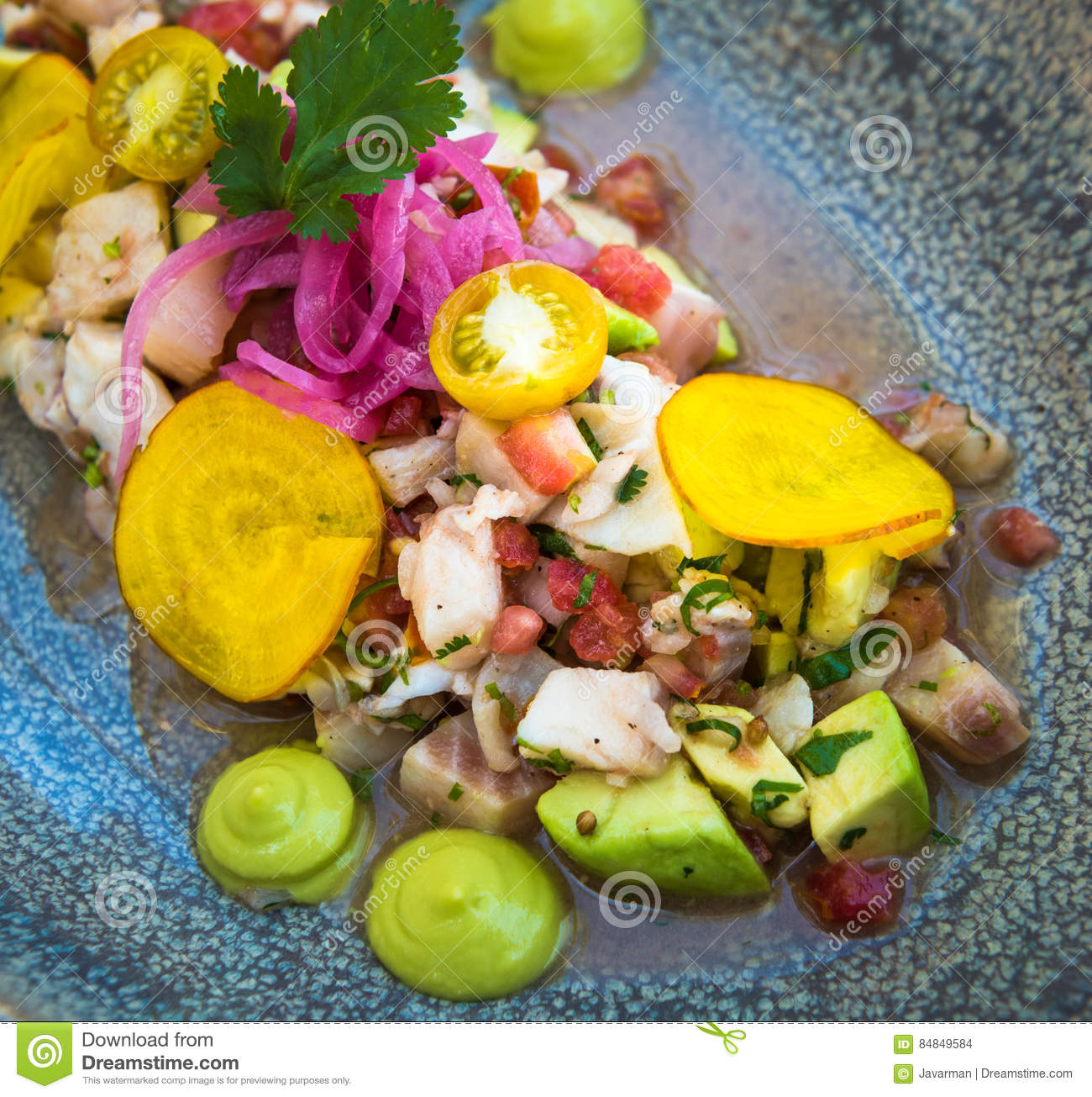 how to make fish ceviche mexican style