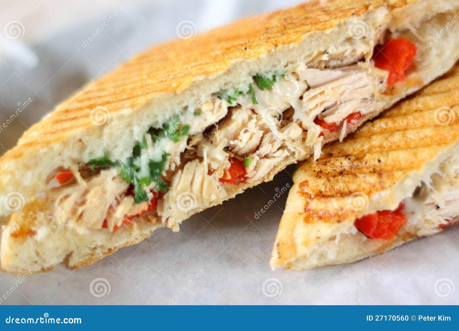 Grilled Chicken Sandwich Food Network