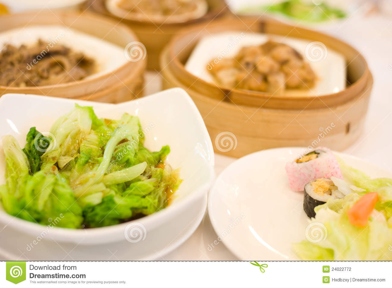 Delicious chinese food stock photography image 24022772 - Delicious chinese cuisine ...