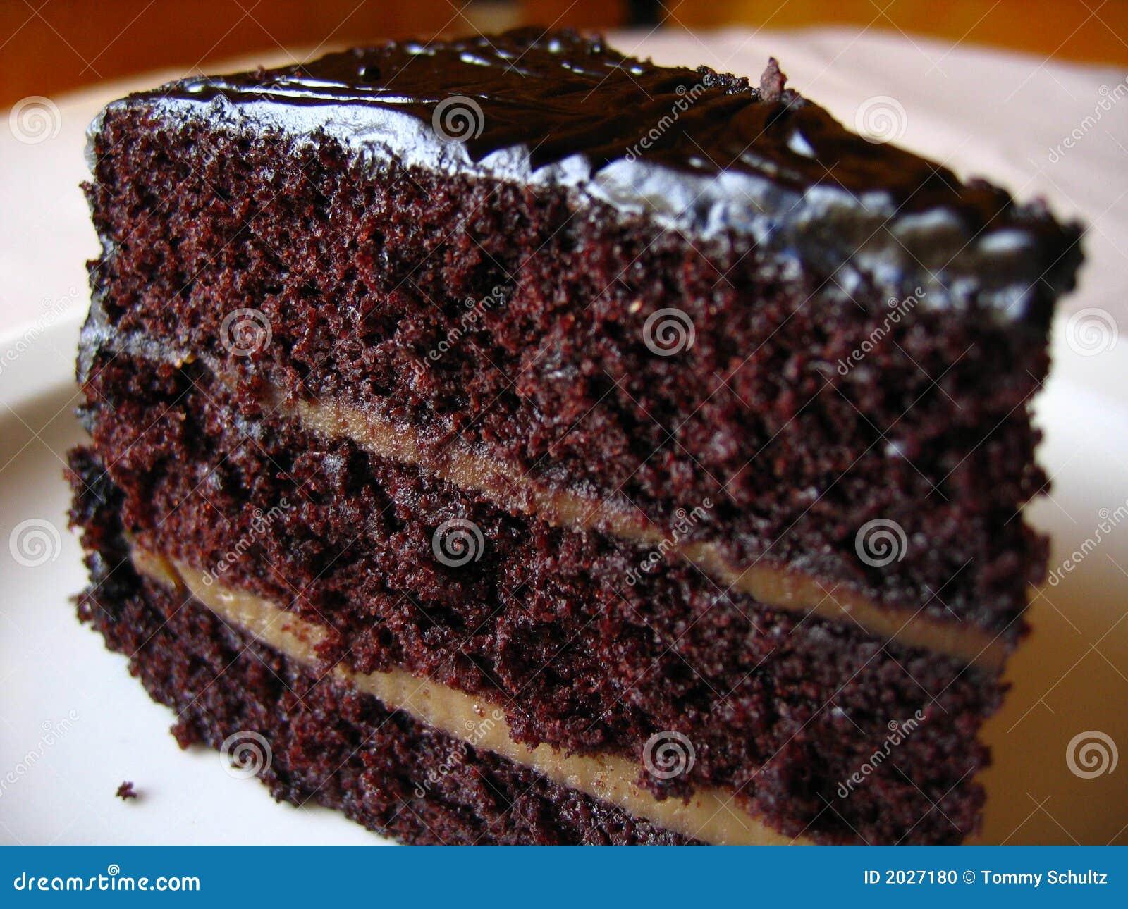 Tasty Chocolate Cake Images : Delicious Chocolate Cake Stock Photo - Image: 2027180