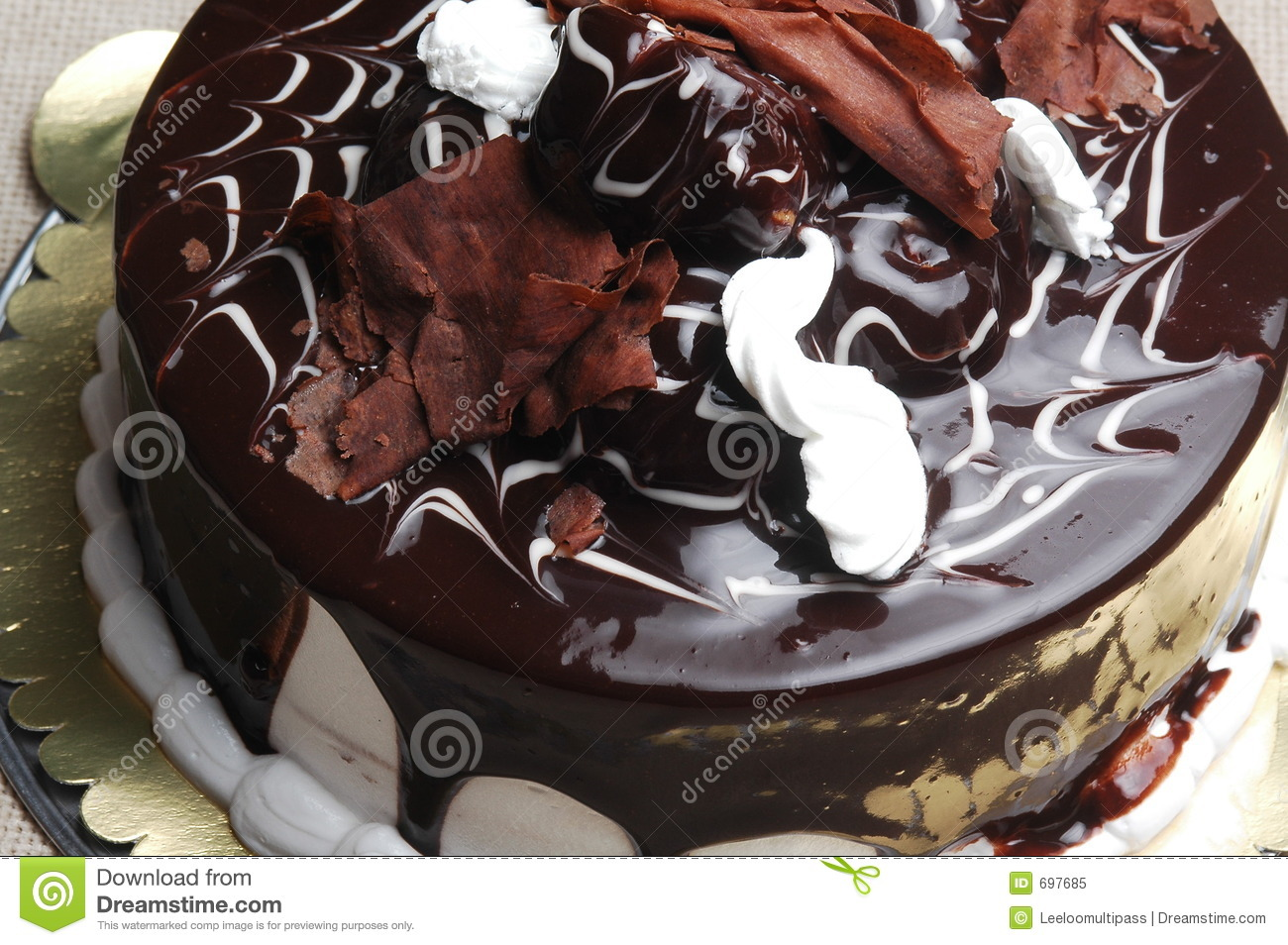 Beautiful Chocolate Cake Pictures
