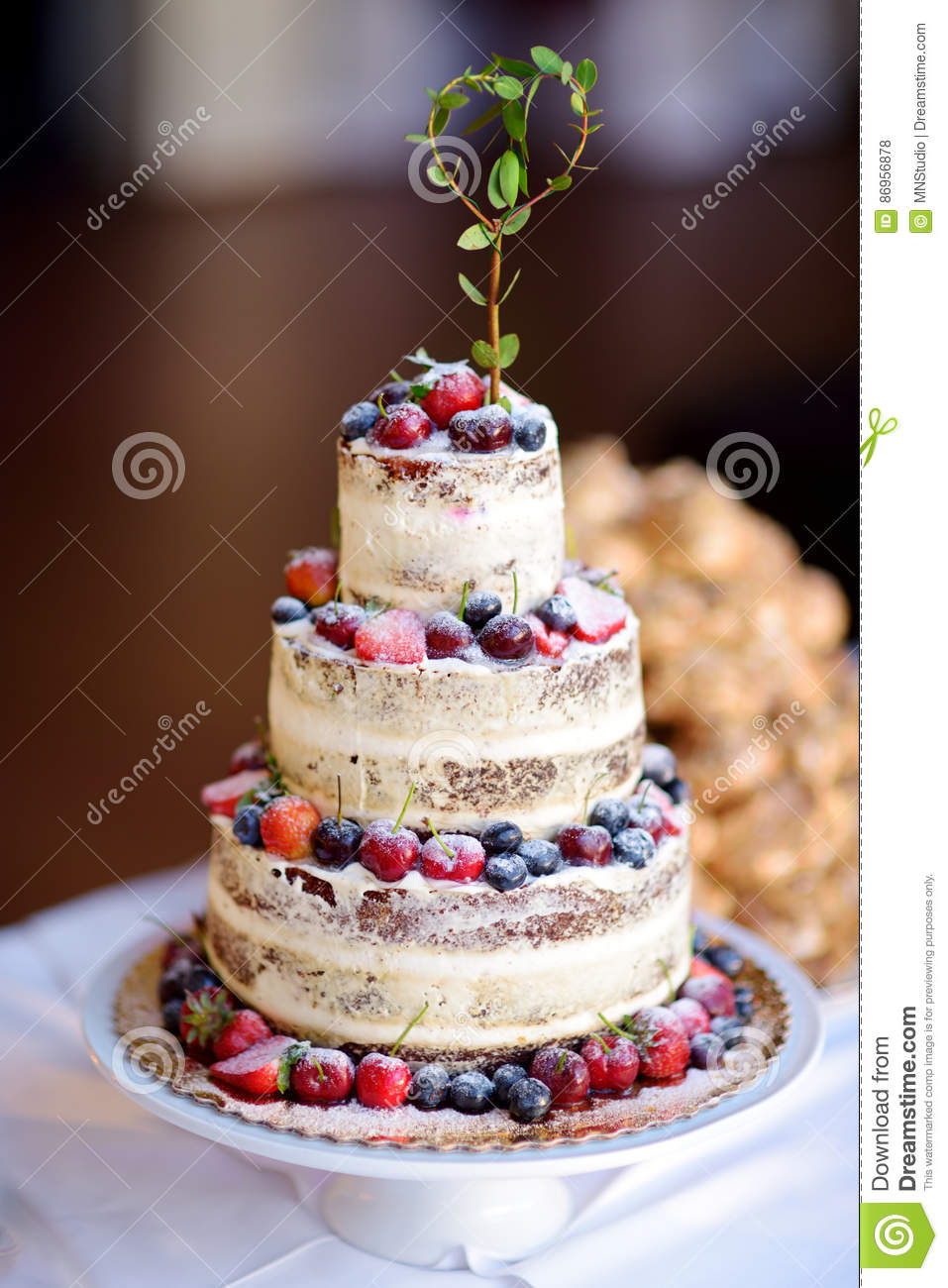 fruit wedding cake prices delicious chocolate wedding cake decorated with fruits and 14512
