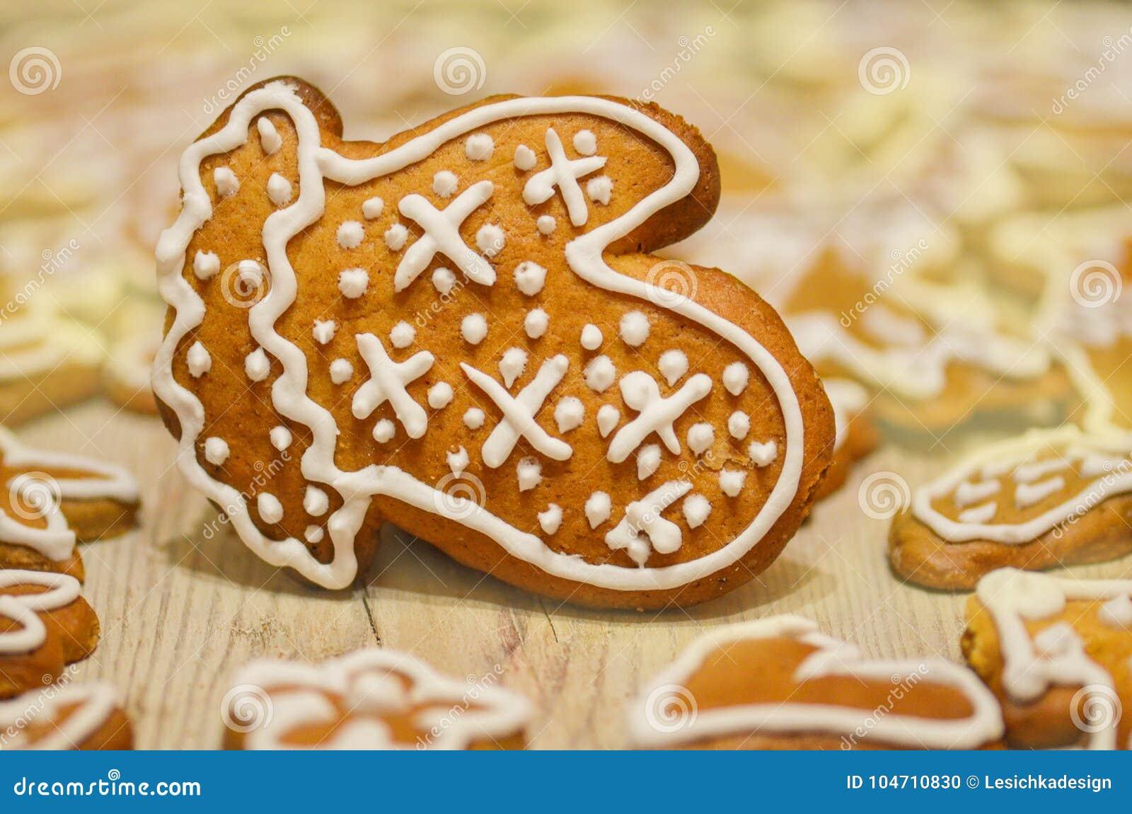 Reindeer Gingerbread Cookies House Cookies