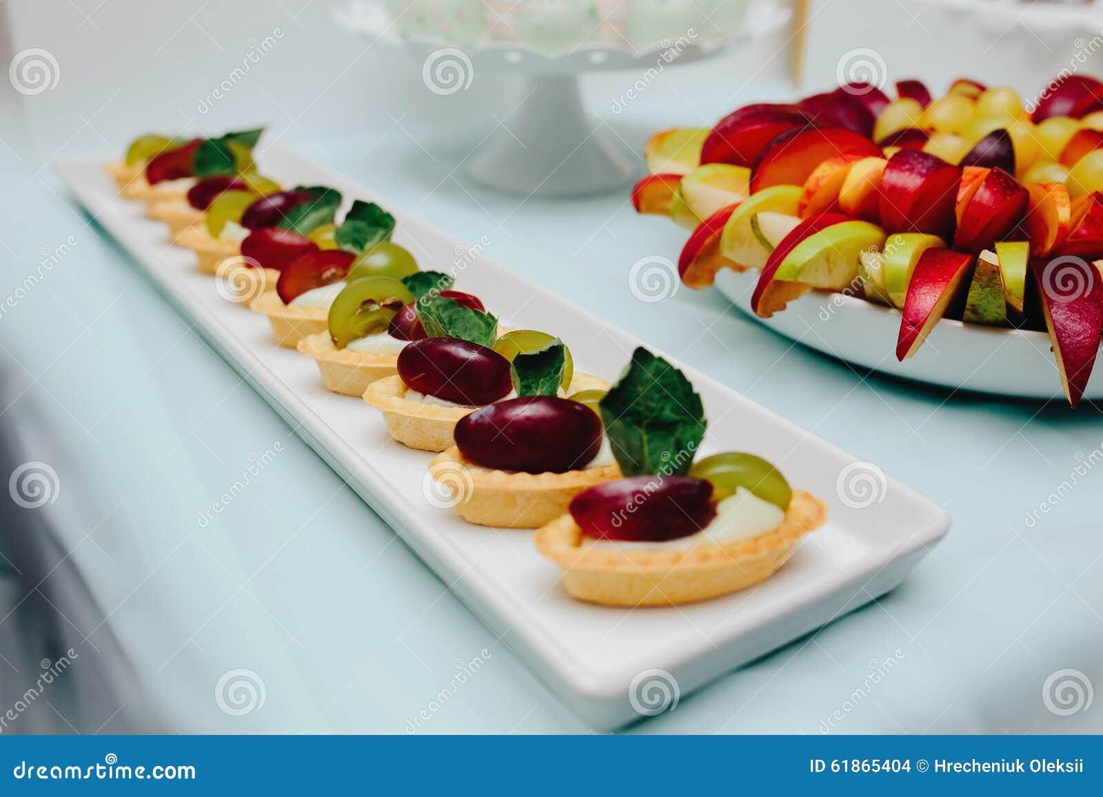 Beautiful Fruit Cake Images : Delicious Fancy Wedding Cake And Fruit Stock Photo - Image ...