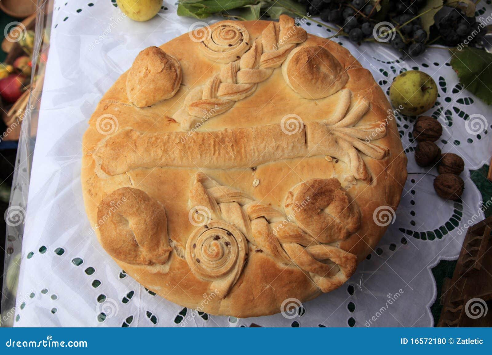 Delicious homemade christmas bread stock photo image 16572180 - Make delicious sweet bread christmas ...