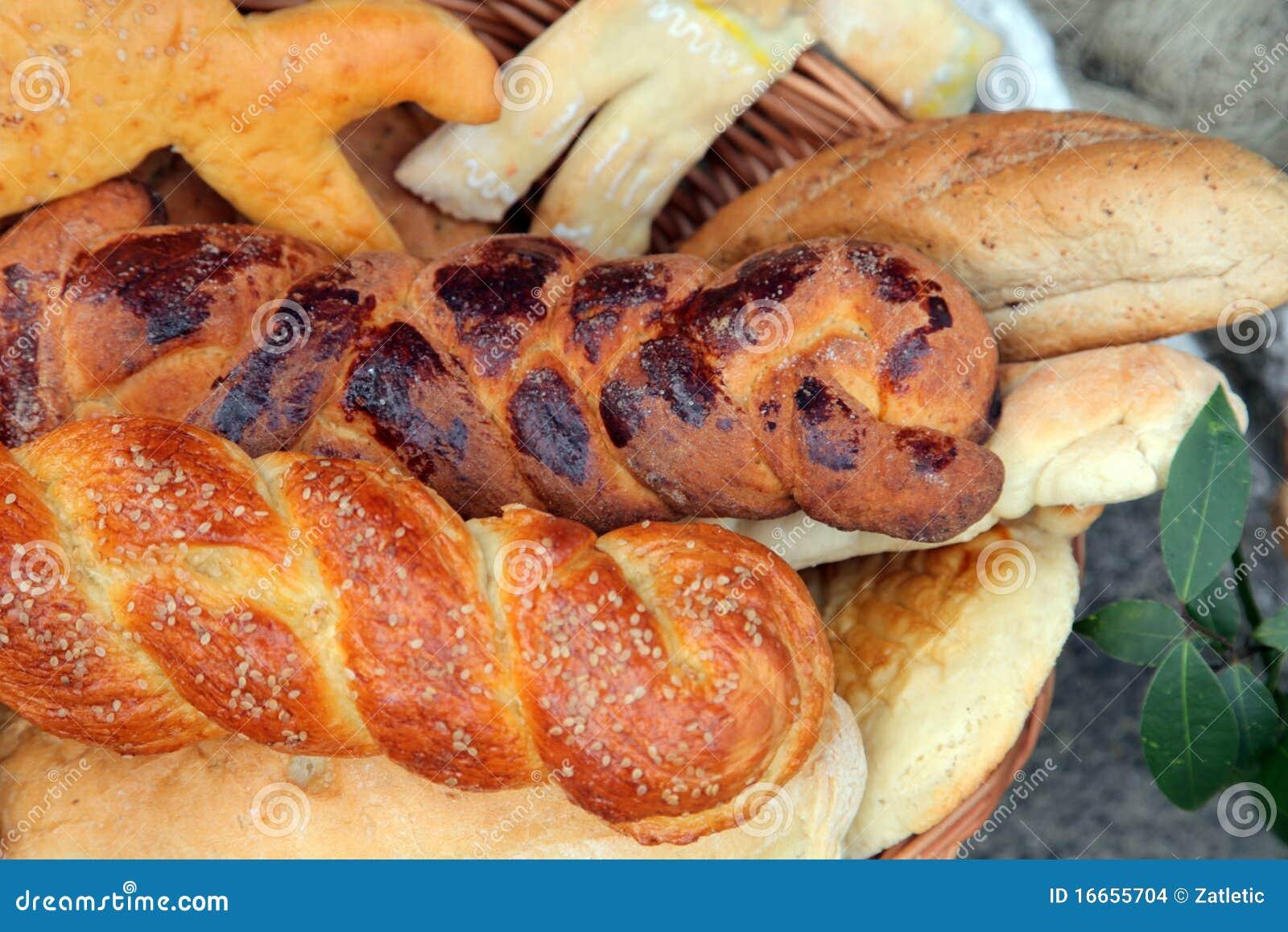 Delicious homemade christmas bread stock images image 16655704 - Make delicious sweet bread christmas ...