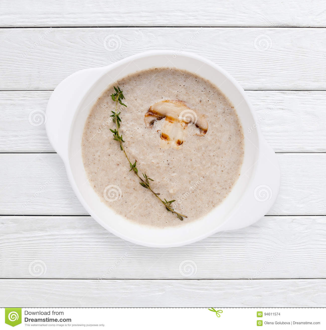 Background Champignon Cream Delicious Dish Food Healthy Homemade Lunch Mushroom Slice Soup