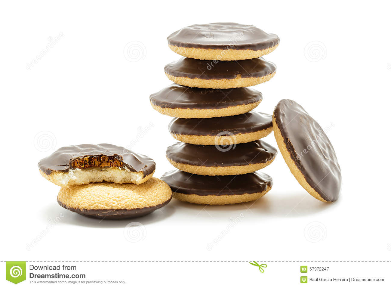 Are Jaffa Cakes Cookies
