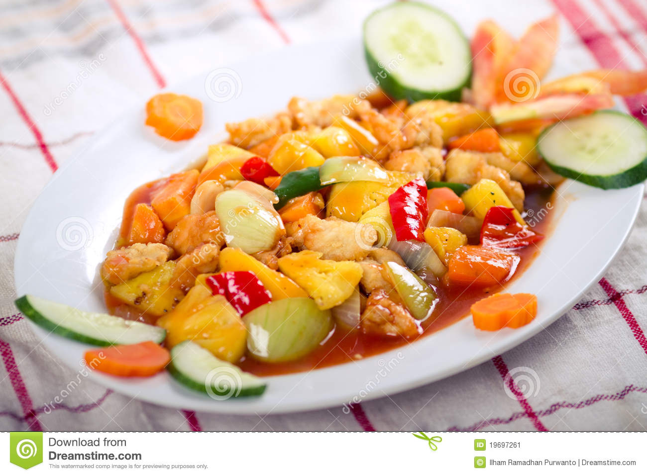 Delicious koloke asian food chinese food stock image for Asian food cuisine