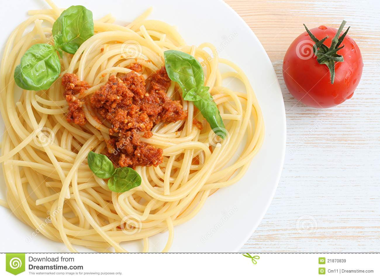 Delicious Pasta Royalty Free Stock Images - Image: 21870839