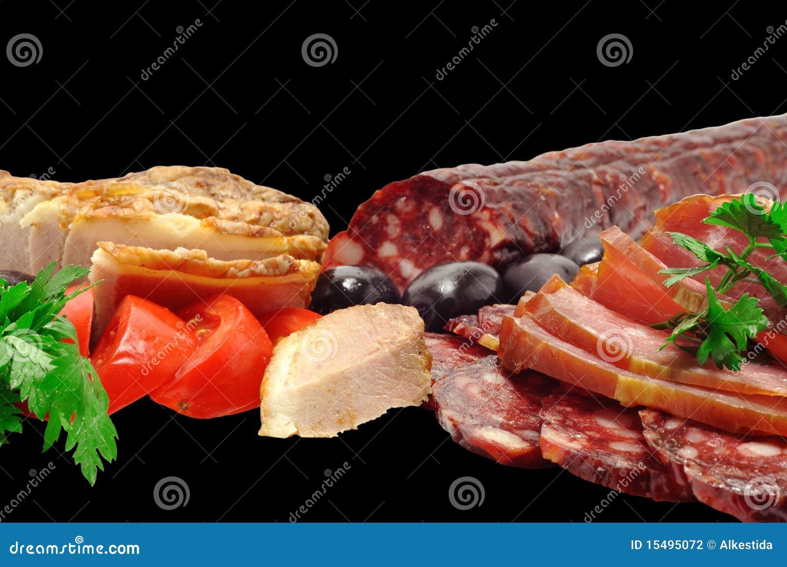 Delikatesów mięsa