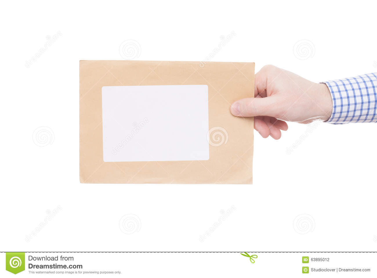 Delivering of letter to recipient only one hand and business letter delivering of letter to recipient only one hand and spiritdancerdesigns Images