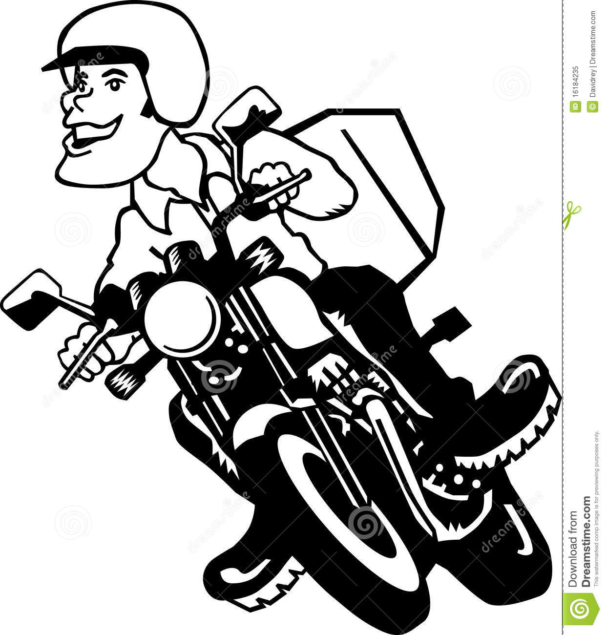 clipart delivery man - photo #44