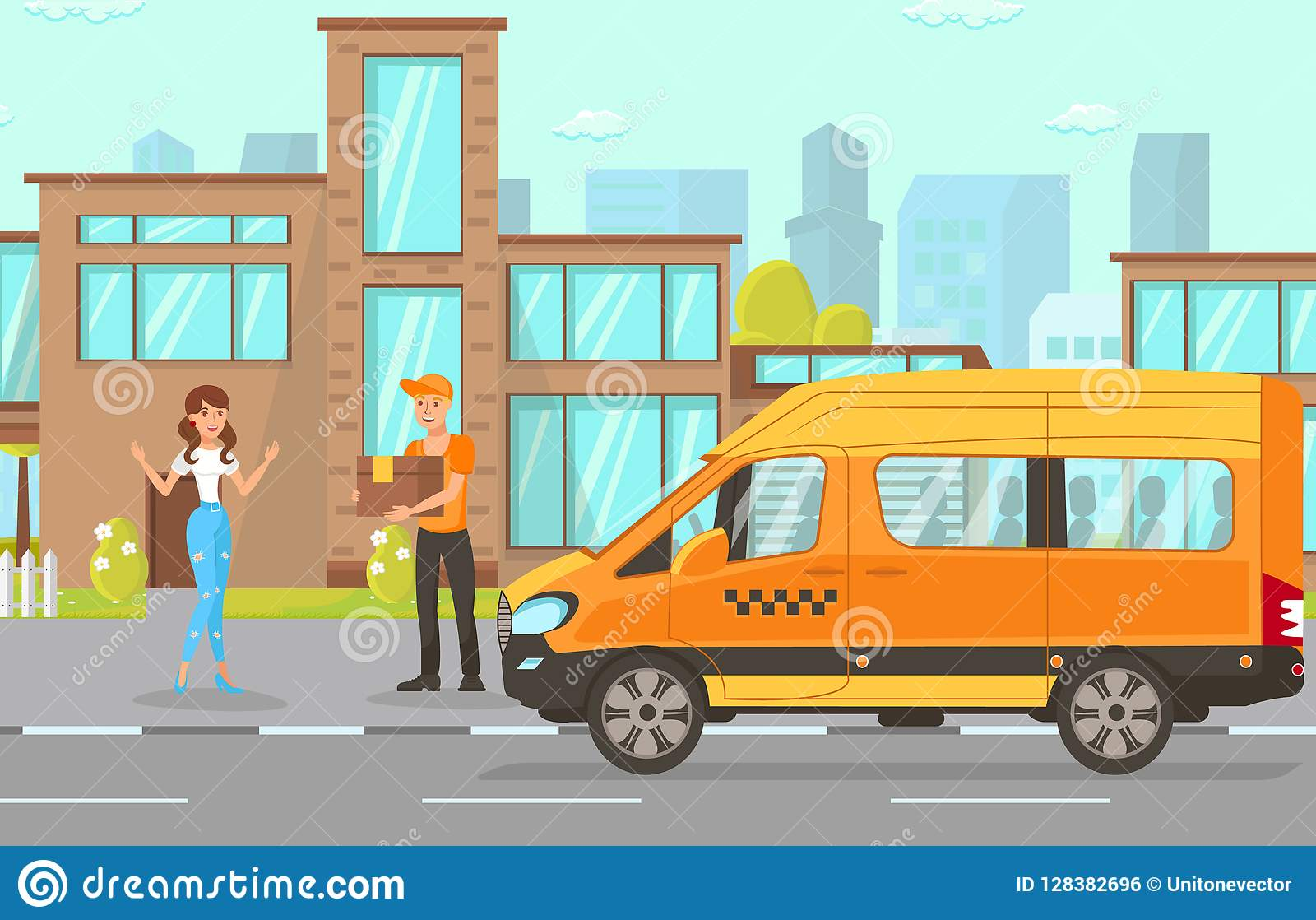 courier company looking for drivers