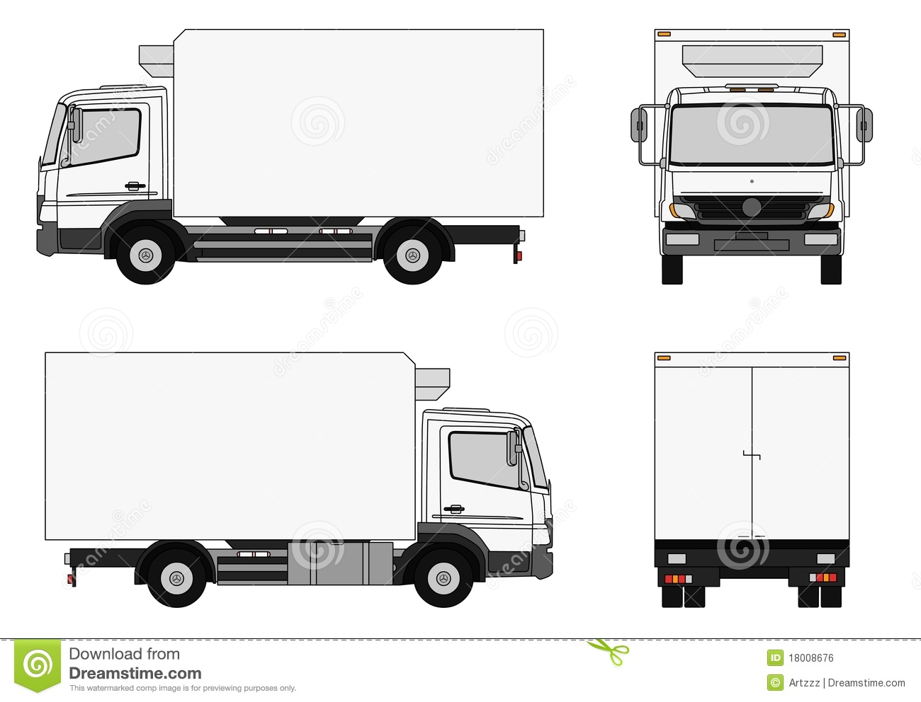 Food Truck Vehicle Inspection