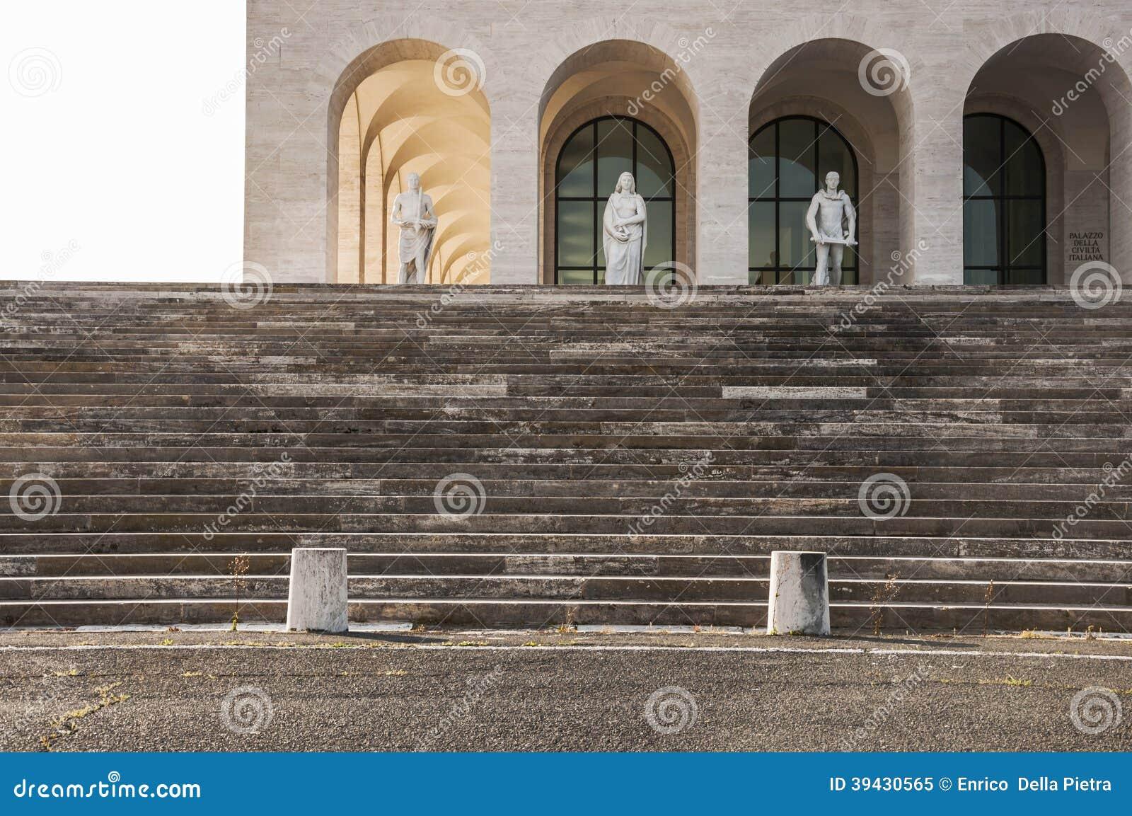 Della Civilt? Italiana de Palazzo