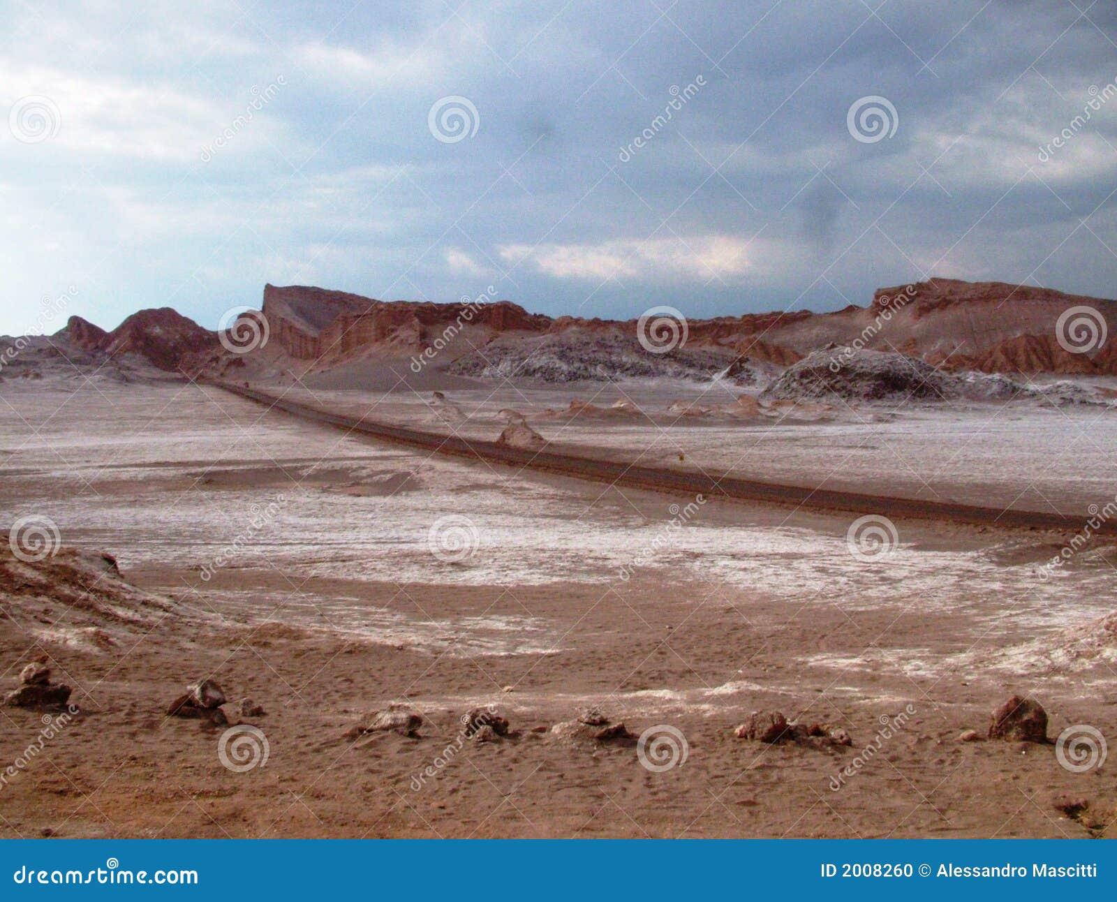 Della Luna de Valle - vale da lua (deserto de Atacama, o Chile)