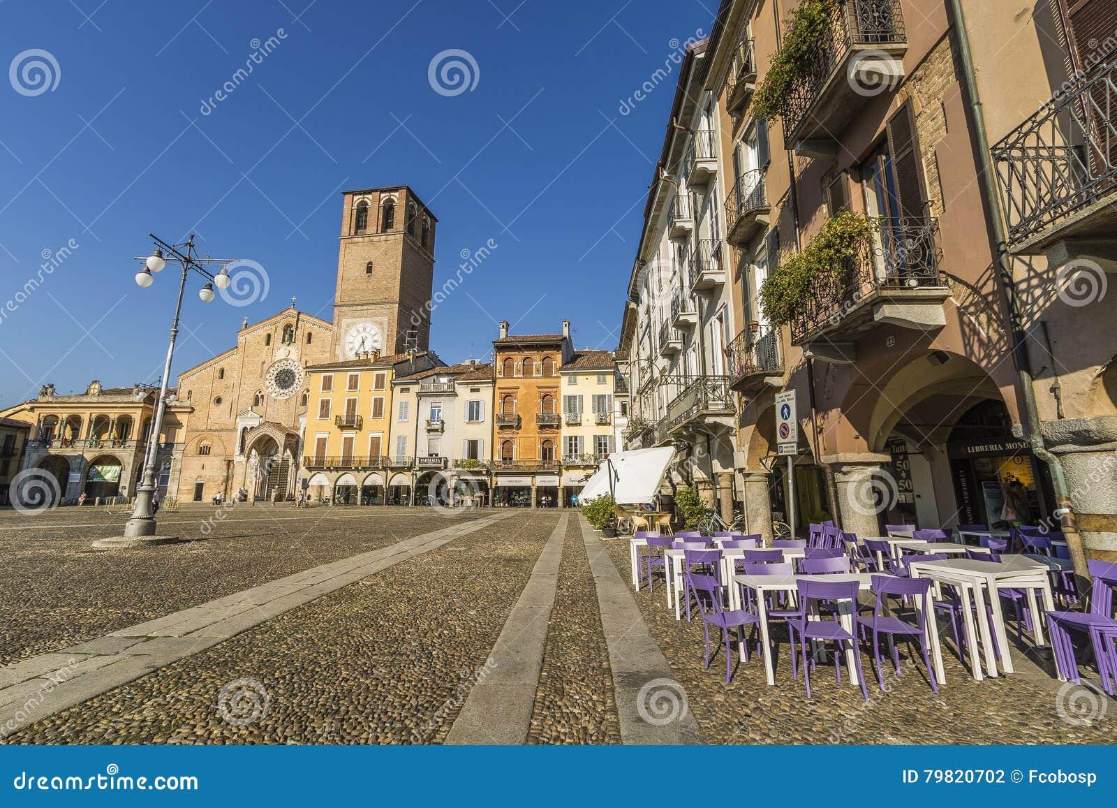 Della Vittoria, Lodi, Italia de la plaza