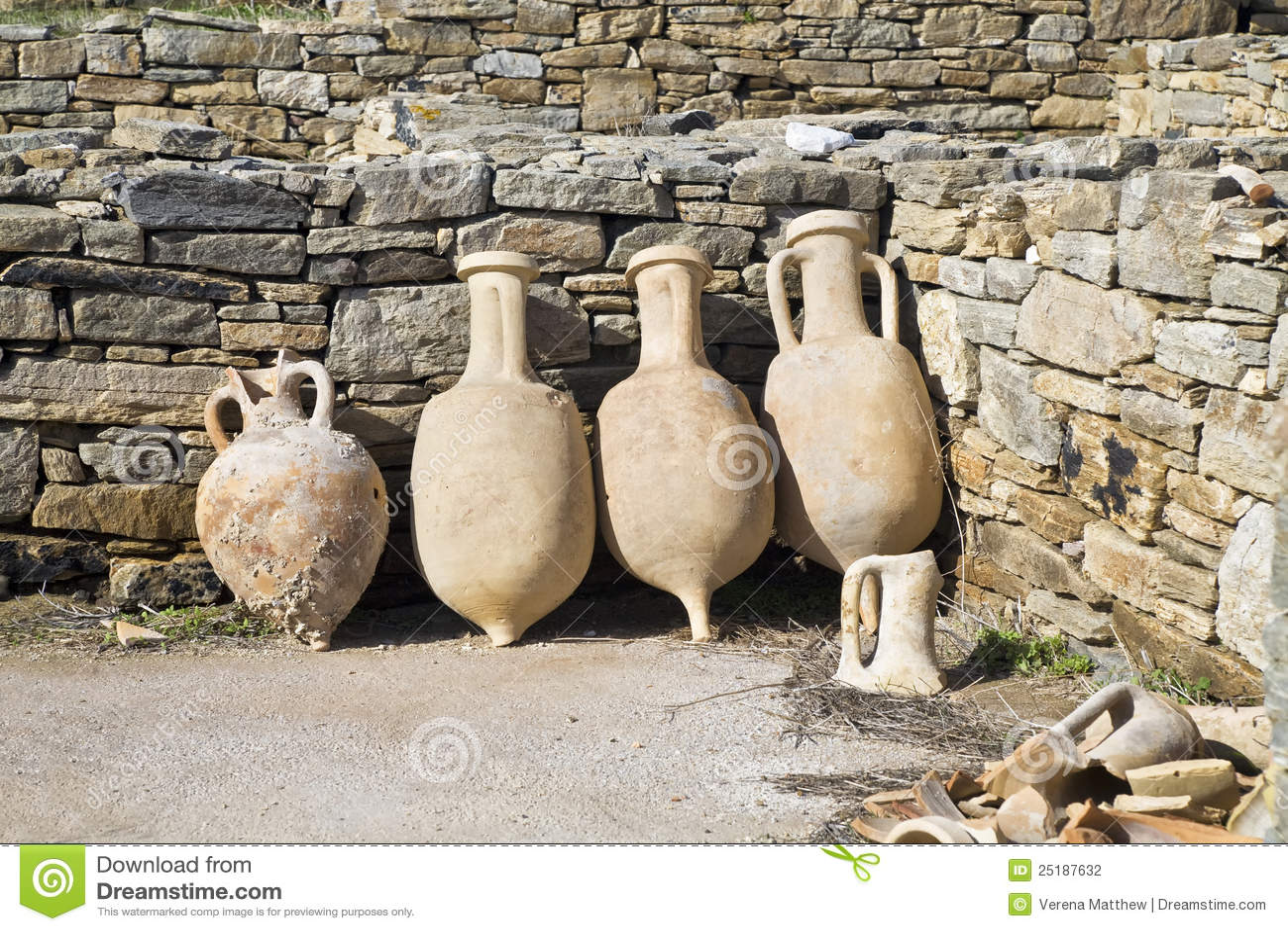 Delos Amphora
