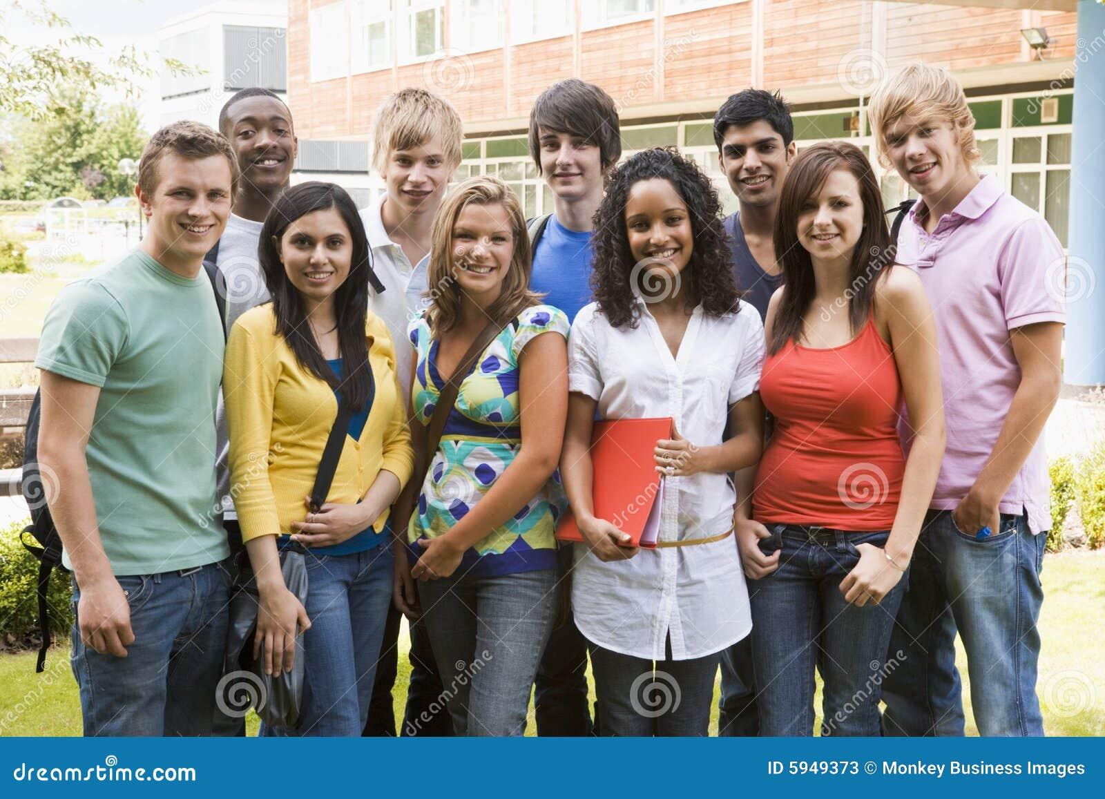 Deltagare för universitetsområdehögskolagrupp