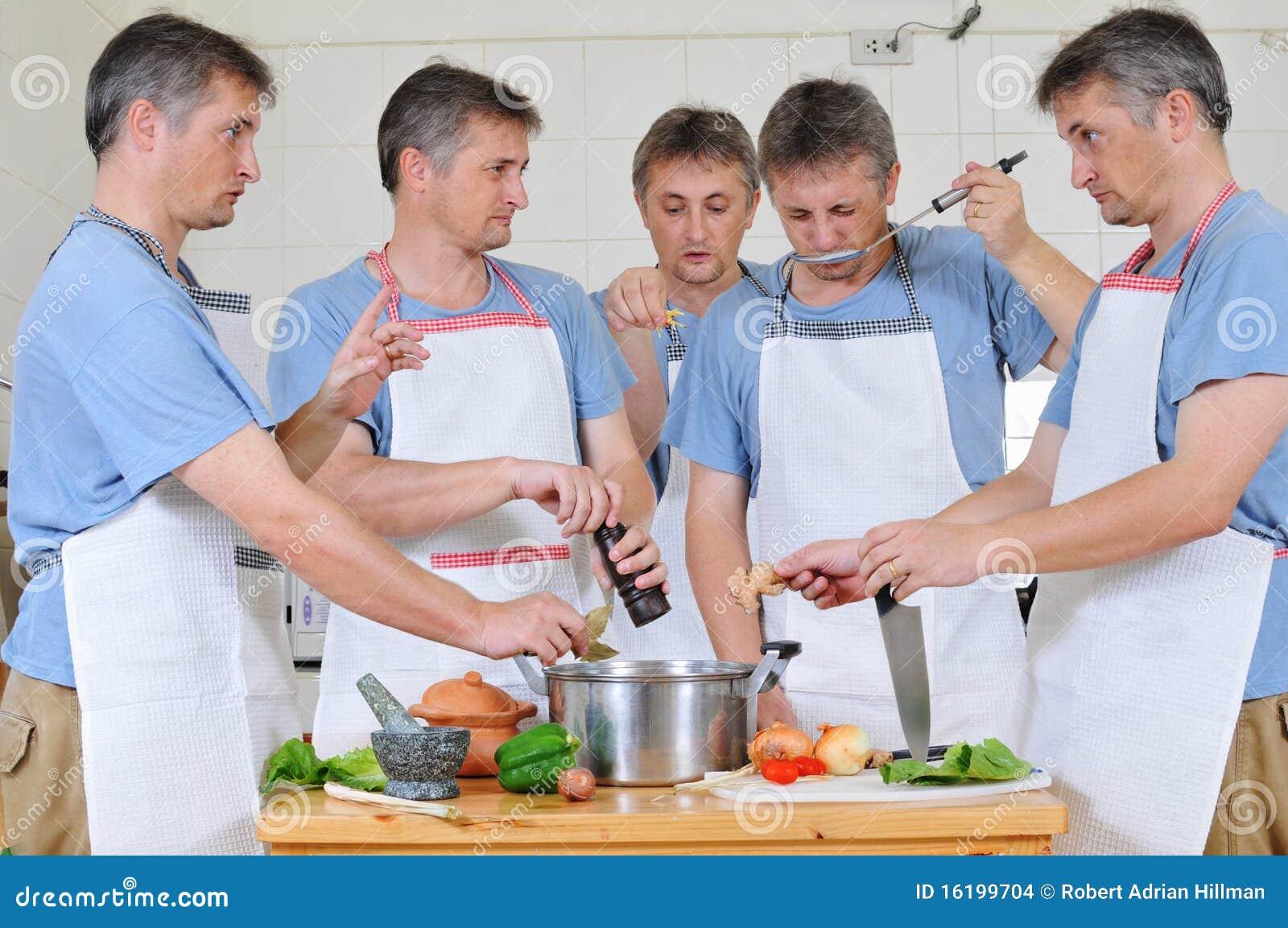 Demasiados cocineros