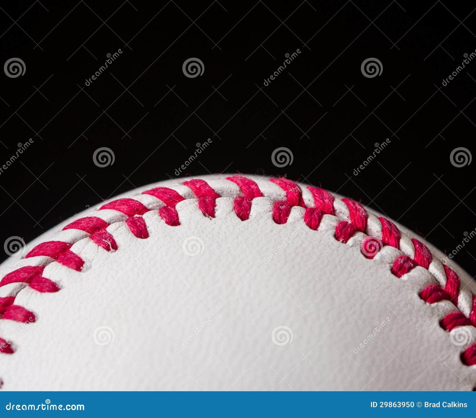 Demi de fond de base-ball