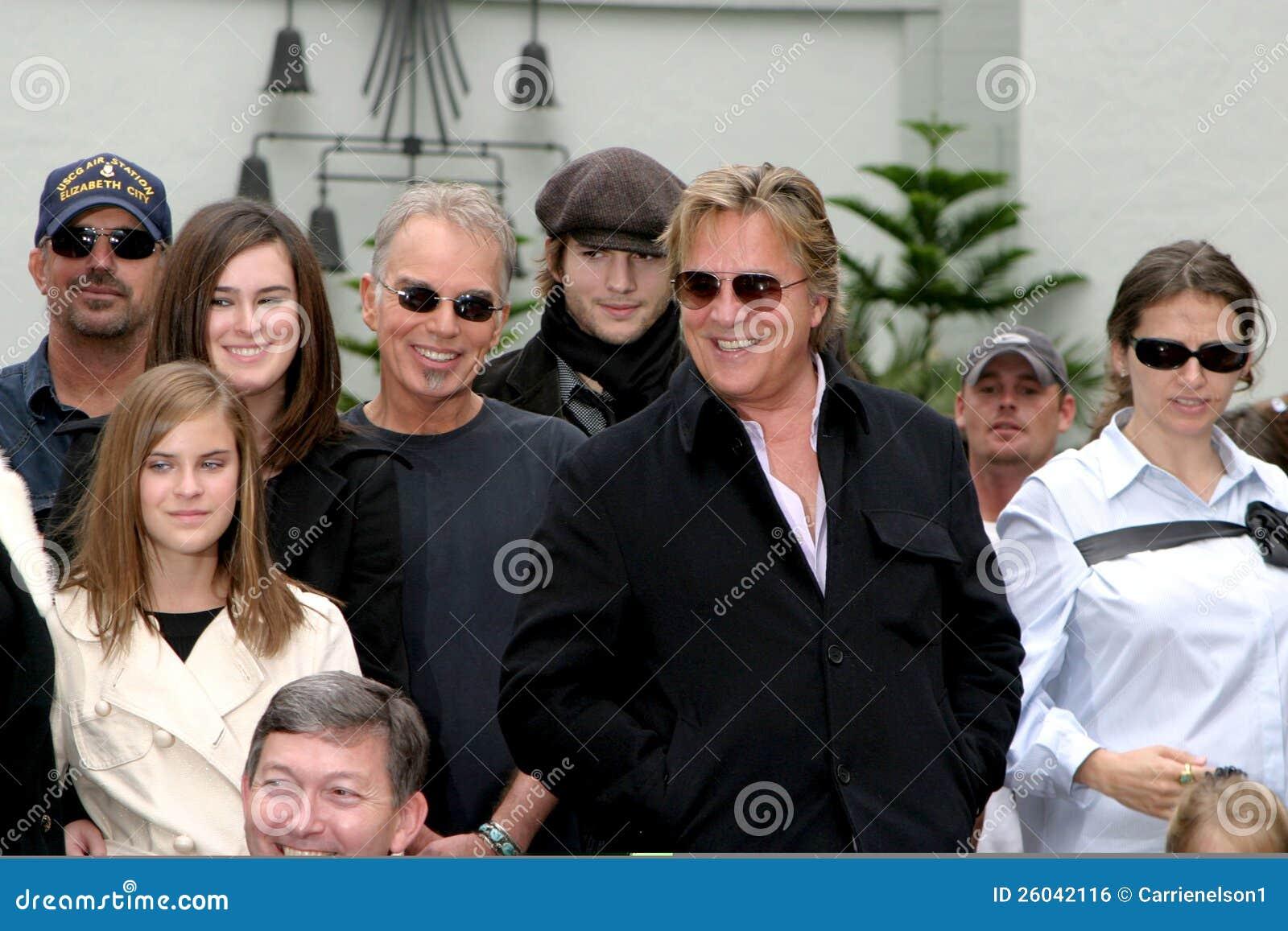 Demi Moore, Don Johnson, Ashton Kutcher, Billy Bob Thornton, Bruce Willis, Billy SACODE-SE Thornton