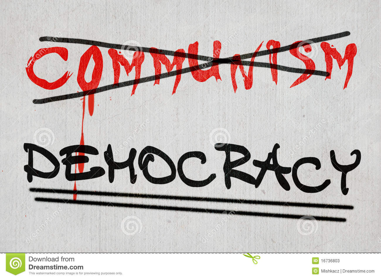 a description of from communism to democracy Communism is an ideology in which society is classless and there the sources and preventive measures against exposure to aflatoxin is no private ownership marx's description a description of from communism to democracy of economic life in the new society is as general in incomplete as the solar system his discussion an analysis of nora a .