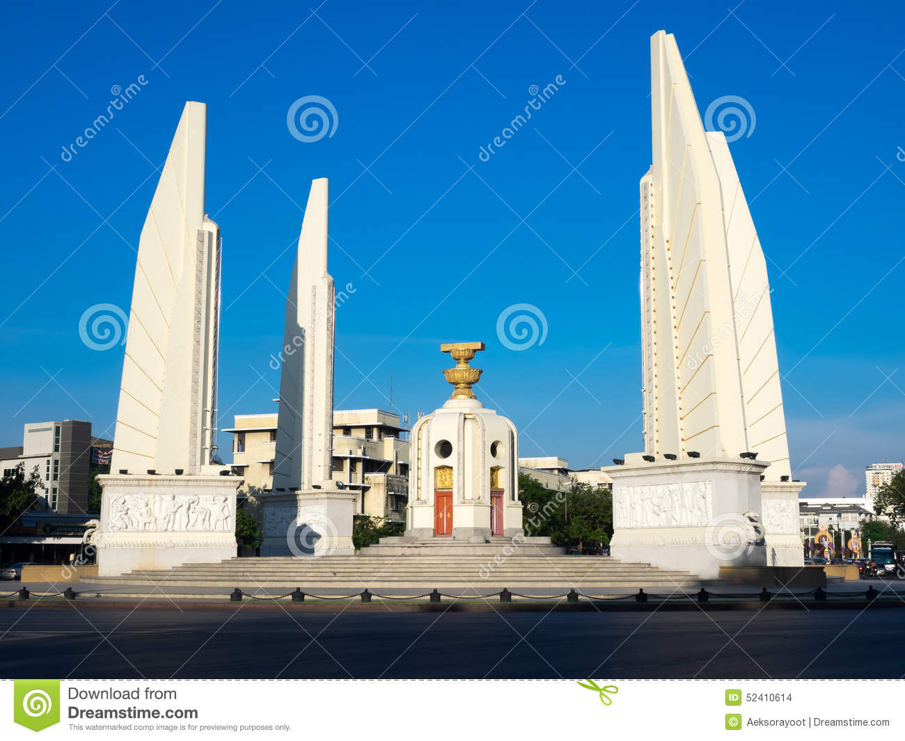 Democracy Monument Thailand