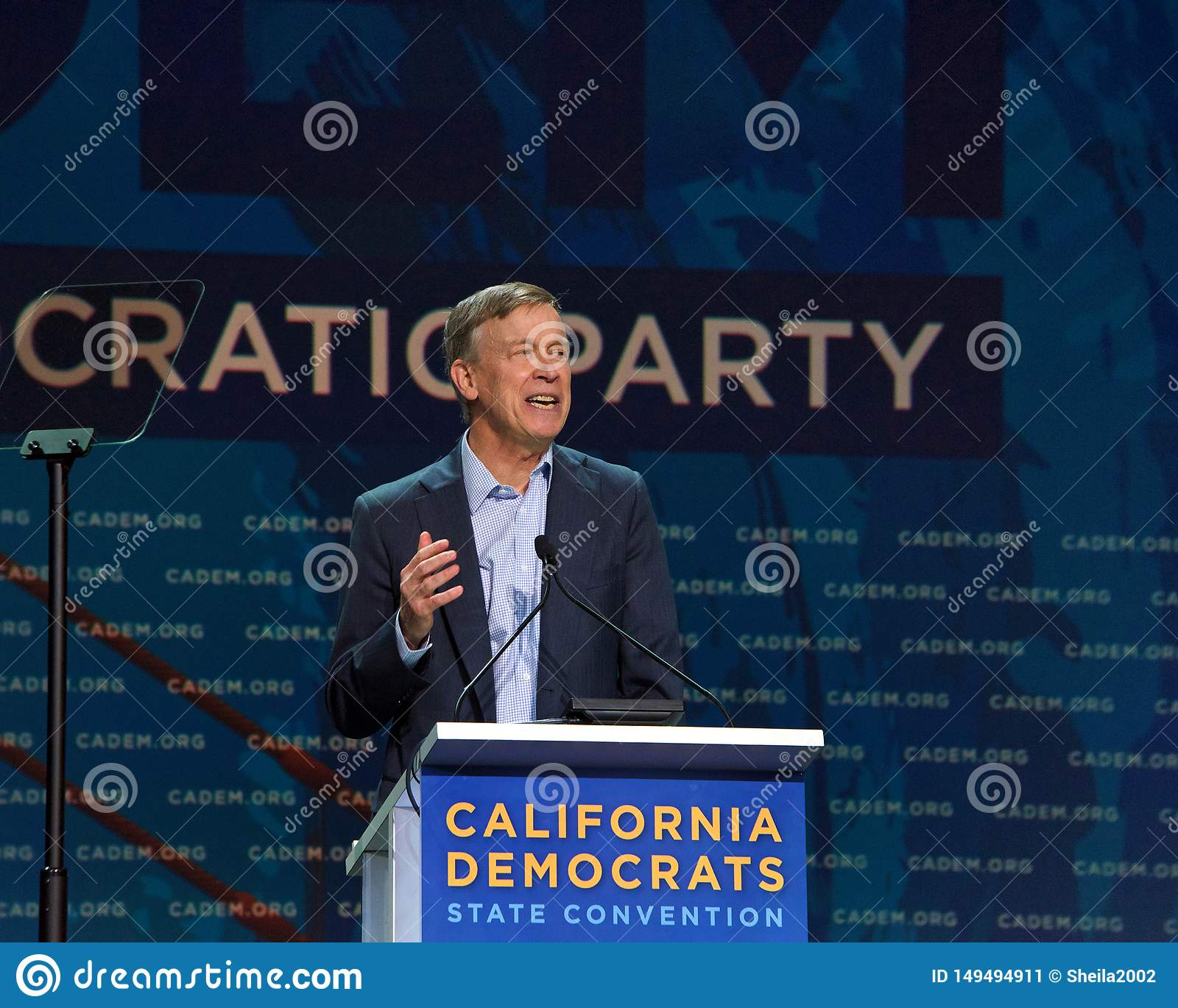 2019 Democratic National Convention, San Francisco