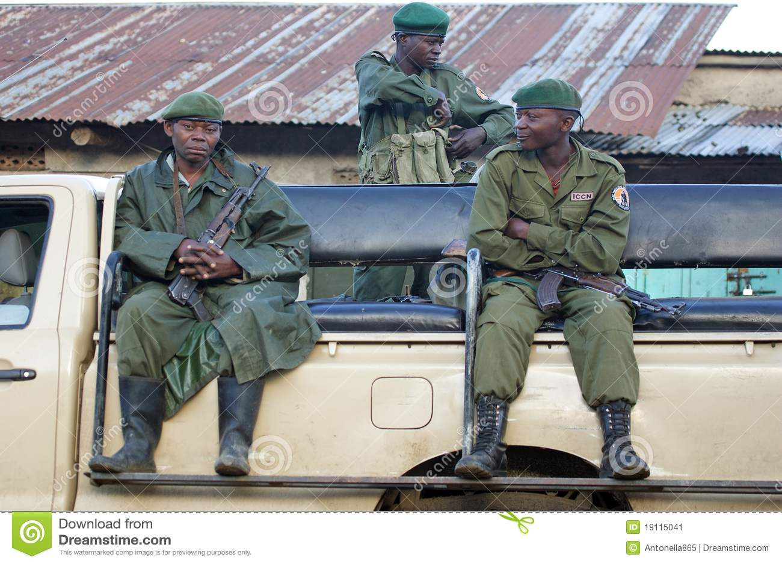 Democratic Republic of the Congo Kivu conflict