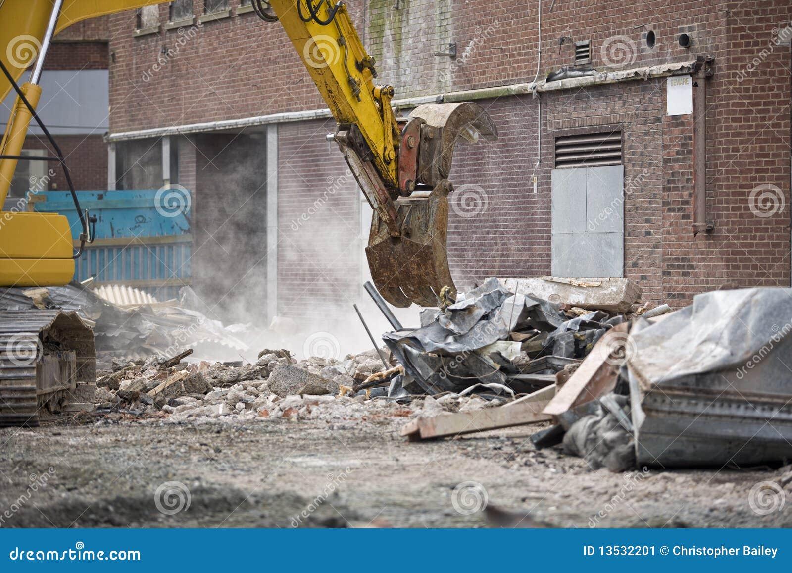 Demolição