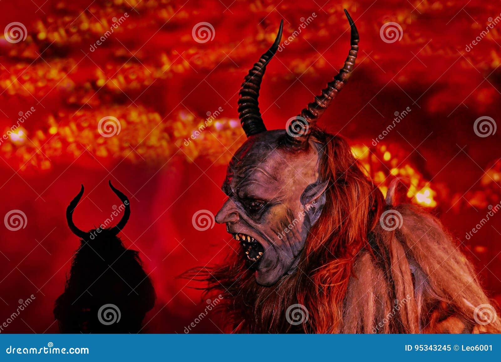 Demone nell inferno