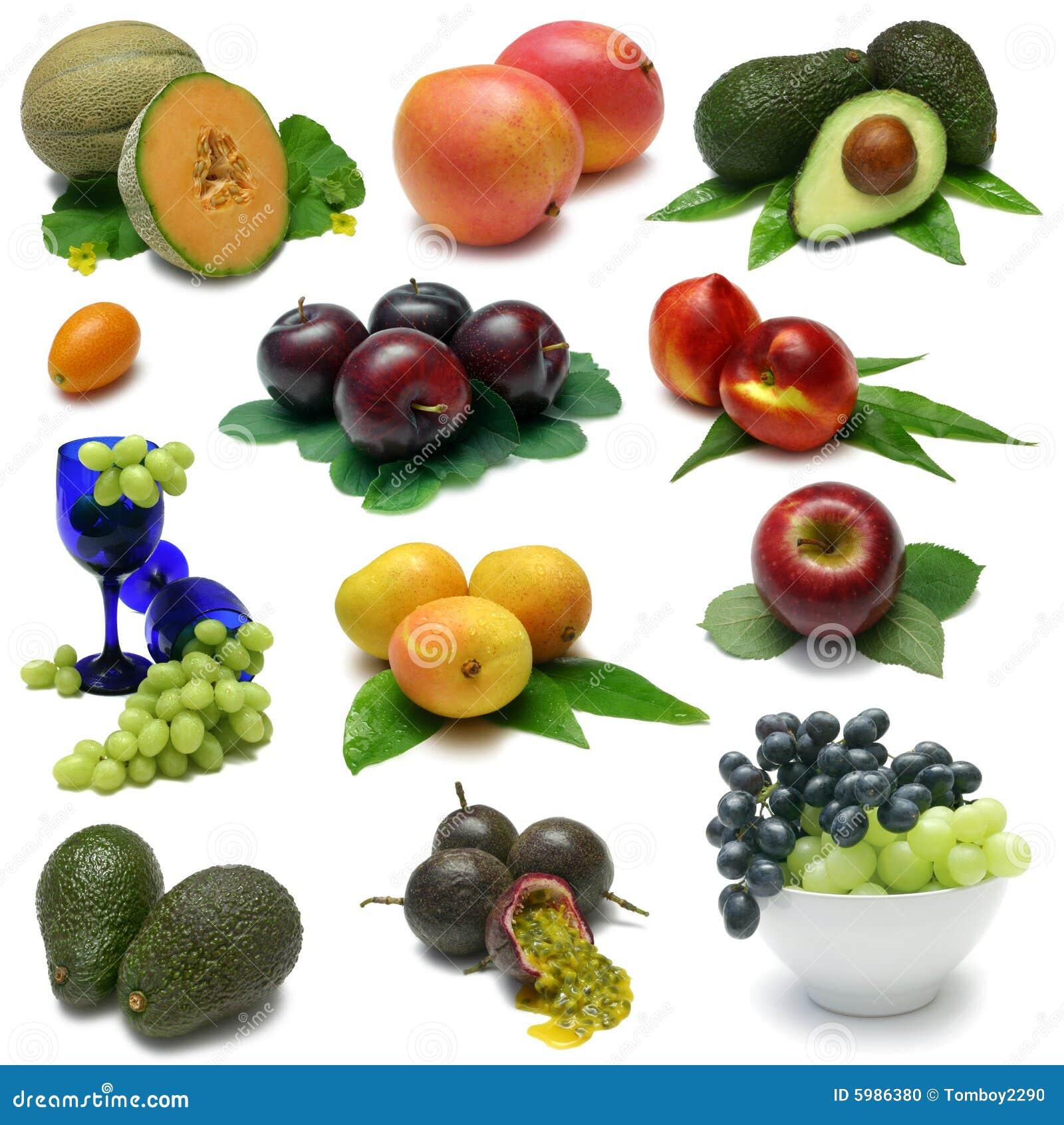 Demonstrador da fruta