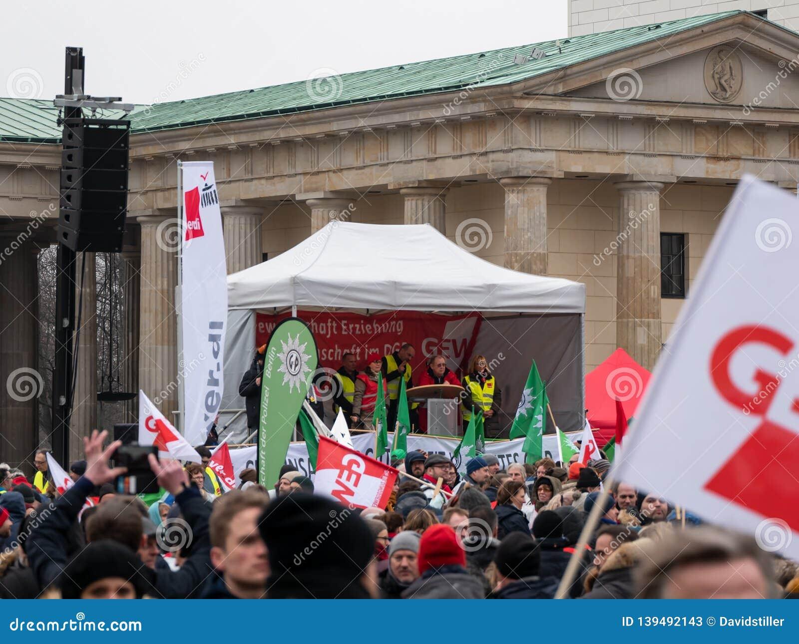 verdi union germany