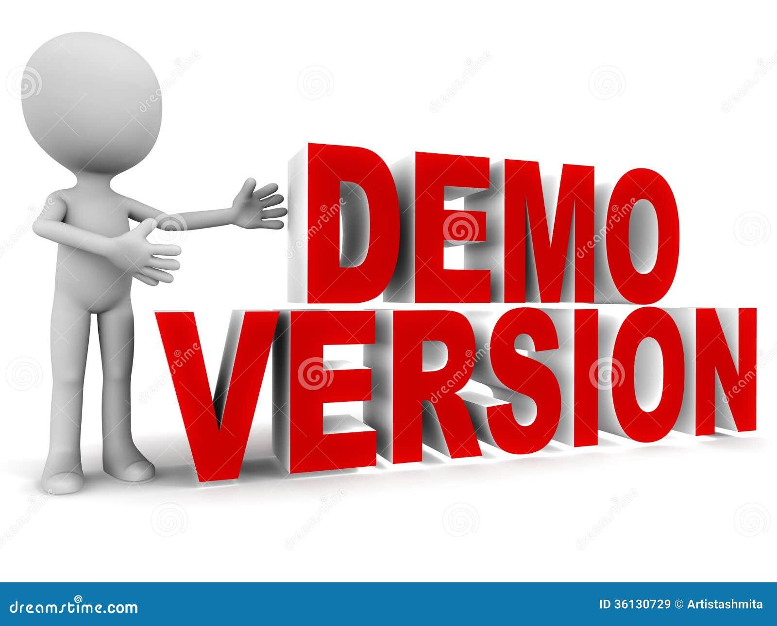 Demonstrationversion