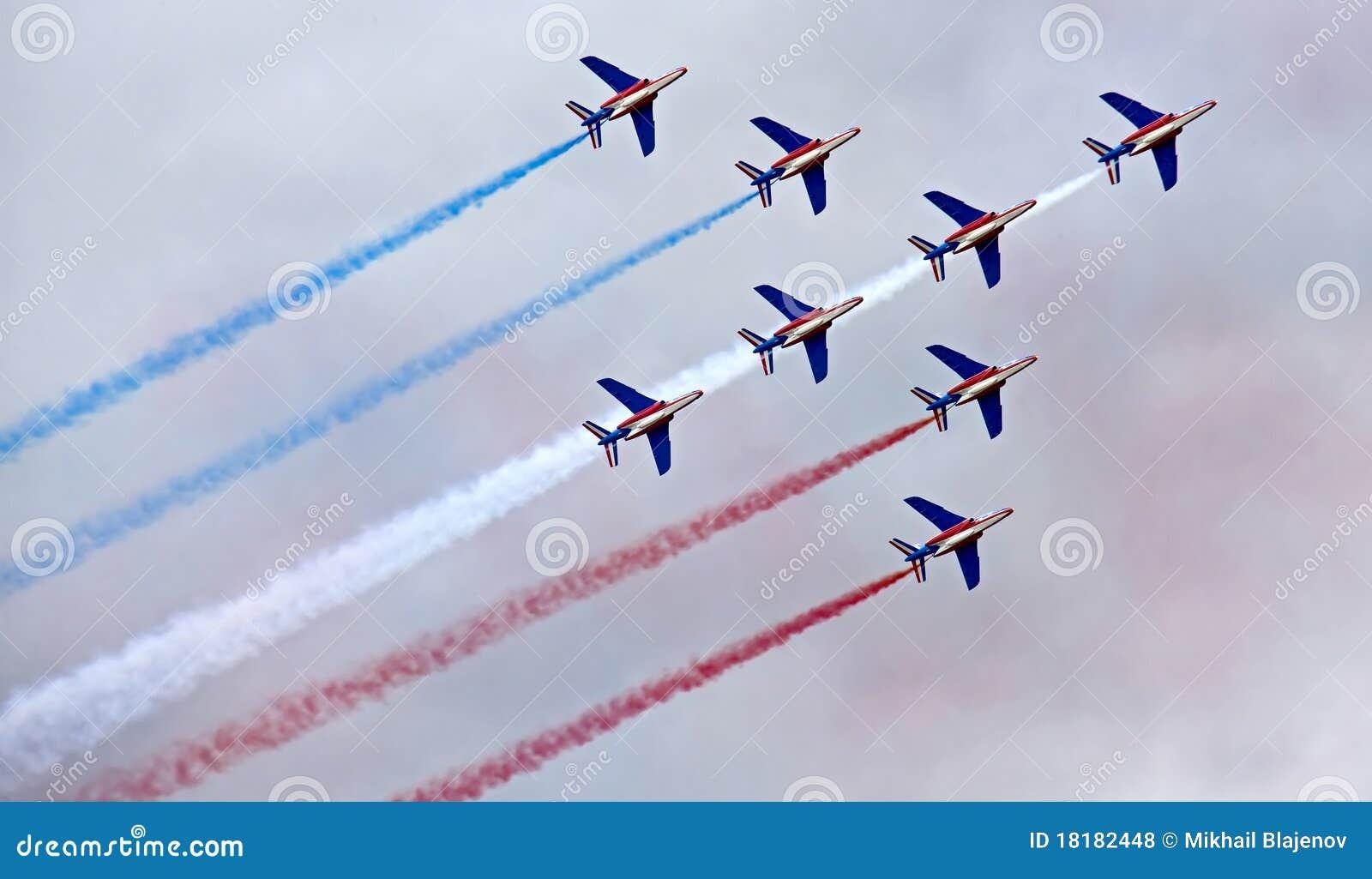 Demostración aeroespacial MAKS-2009