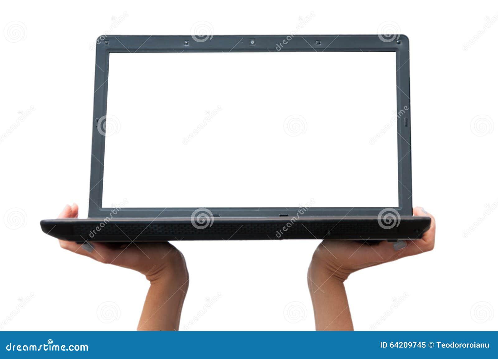 Demostración del ordenador portátil
