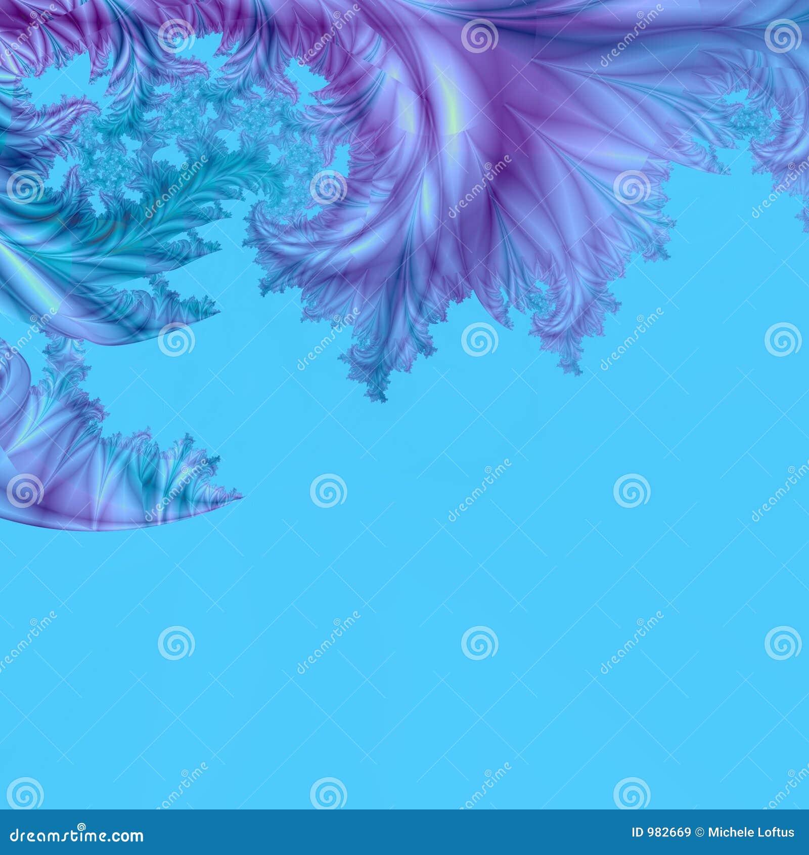 Den abstrakt purplen för blå green för bakgrund skuggniner den subtila mallen