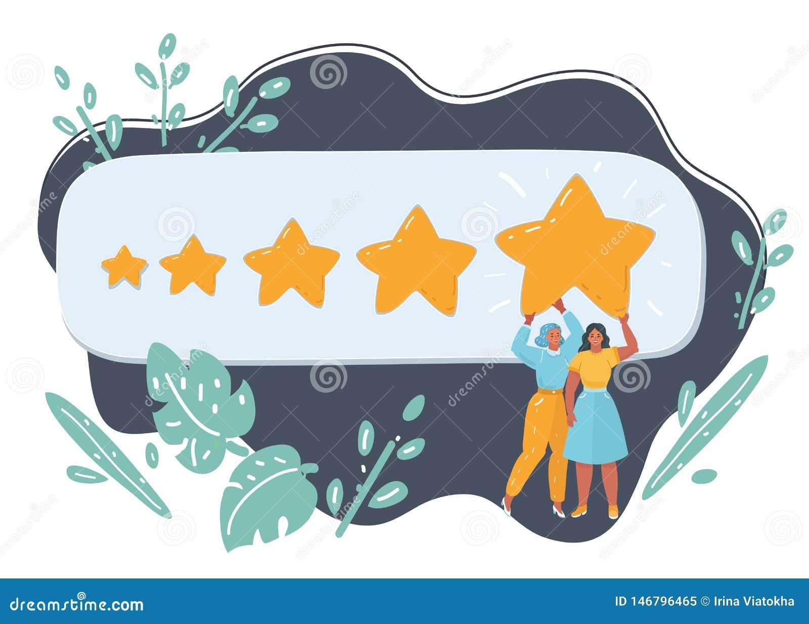 Den bästa värderingen, utvärdering, online-granskning