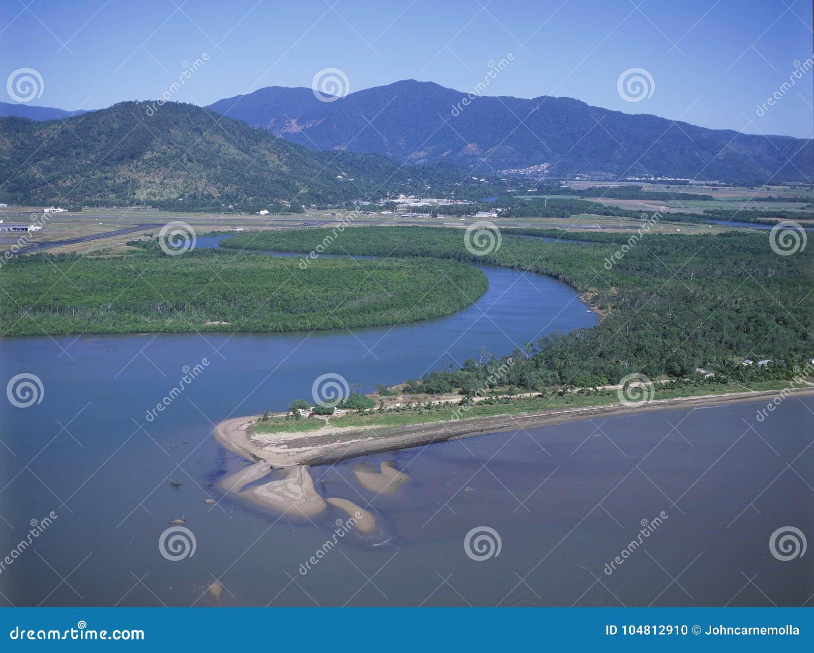 Den Barron floden
