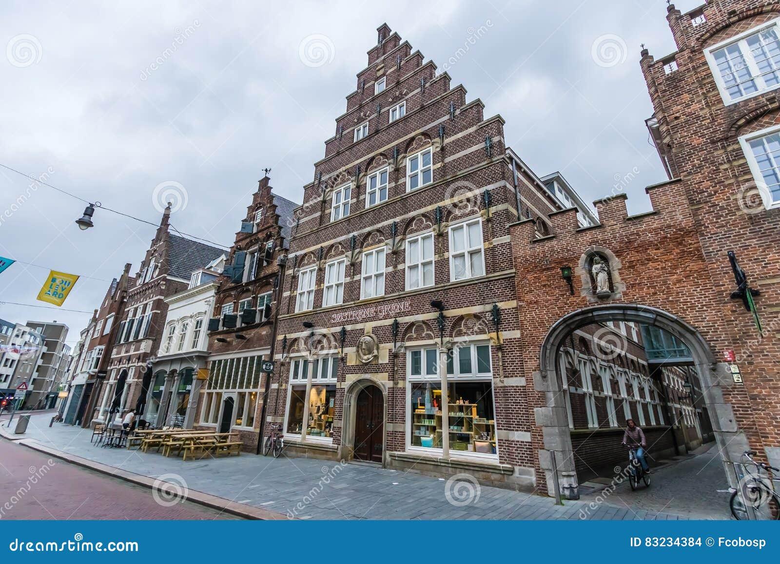 Den Bosch, Nederland stock foto. Afbeelding bestaande uit